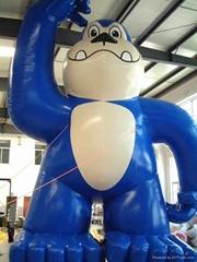 inflatable chimpanzee ca