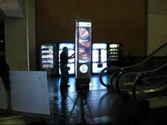 Electroluminescent Panel EL Lightbox EL Advertising Sign