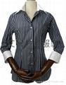 女式衬衣衬衫 3