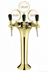Assembly Beer tower (TA3-PVD)
