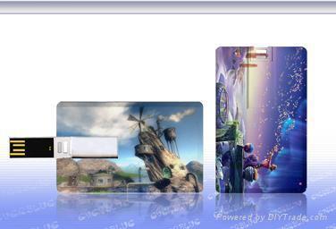 订制卡片U盘 1