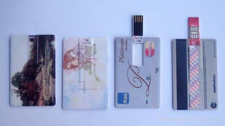 生产信用卡U盘 2