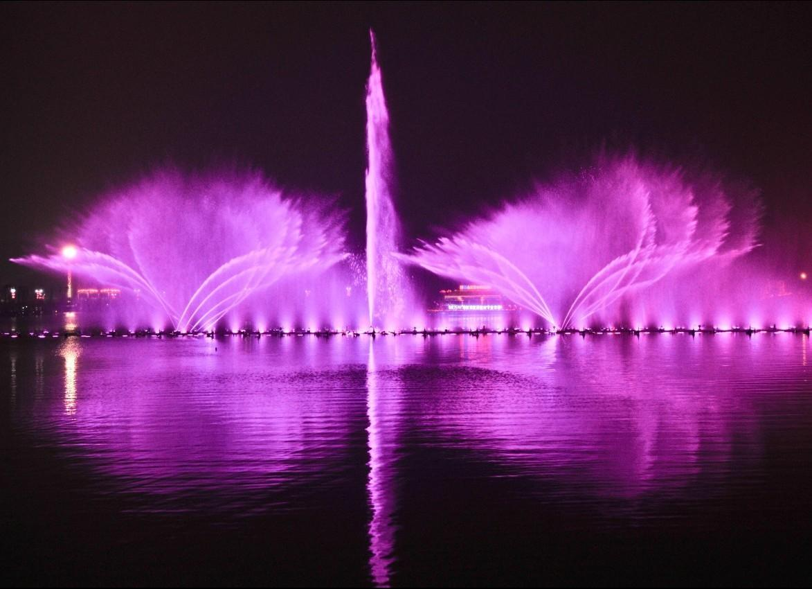 2D/3D Digital Fountain Nozzle 2