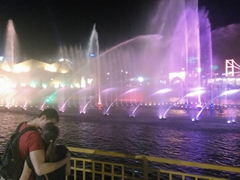 Dubai  Music Fountain