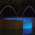 jumping jets water fountain laminar jet fountain 3