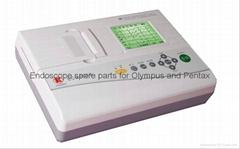 单通道心电图机ECG-901A