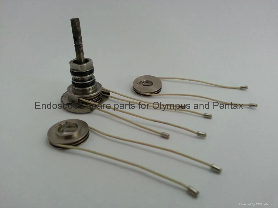 Pentax Endoscope PULLEY ASSY 1