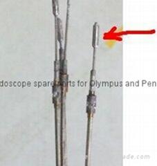 Pentax endoscope angulation stopper Ajusting collar