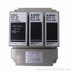 欧姆龙液位开关 61F-G 液位控制器