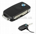 BMW Car Key Style DVR S818 Spy Camera