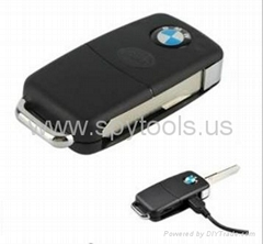 BMW Car Key Style DVR S8
