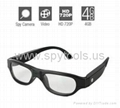 New 720P HD Spy Glasses with 4G Memory