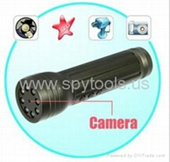 LED Flashlight 2.0 MP HD