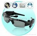 HD Spy Sunglasses Camera DVR Video
