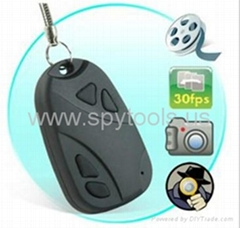 808 Spy Car Key Support