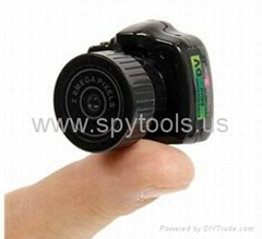 New World`s Smallest Camera 2MP Mini DV with HD Hidden Camera+Motion Detection+7