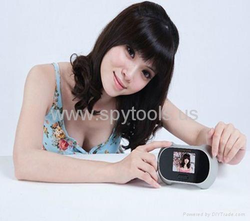 Digital Door Peephole Viewer 150 degrees Cam 2.5inch LCD 2