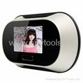 Digital Door Peephole Viewer 150 degrees Cam 2.5inch LCD 3