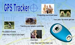 Mini Real-Time Spy GSM GPS GPRS Tracker Tracking Device