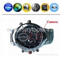 4GB HD Waterproof Stainless Cover Sports