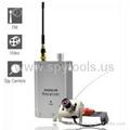 Wireless Camera Transmitter + Receiver