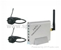 2.4GHZ Four Channel Wireless Receiver