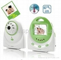 Baby Monitor with Two Way Audio and