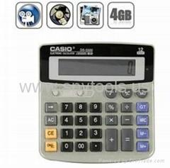 Calculator Style HD Spy Camera