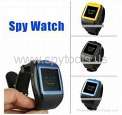 1.5 Inch TFT Spy Watch with Hidden Camera+Speaker