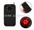 Anti-Spy RF & Laser Pinhole Bug Signal