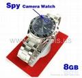 HD 8GB 1280x960 Spy Camera Watch Digital