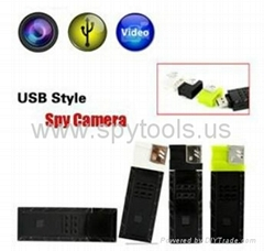 USB Style HD 1280 x 960 Spy Camera with