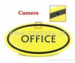Intelligent Security Doorplate Spy Camera Camcorder DV DVR Digital Video Recorde