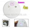 4GB Smoke Detector with 2.0MP Hidden Camera (2.0MP + Remote Control) 1