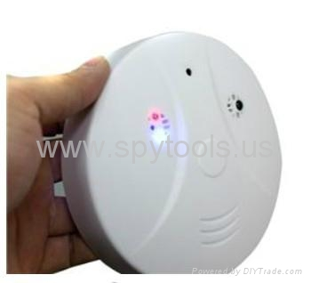4GB Smoke Detector with 2.0MP Hidden Camera (2.0MP + Remote Control) 2