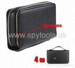 4GB Memory Briefcase Spy