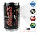 4GB Cola Pinhole Spy Camera DVR Video