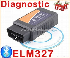 ELM327 Bluetooth OBDII V1.5 CAN-BUS Scanner obd 2