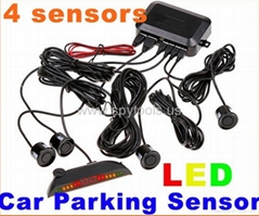 停車場傳感器
