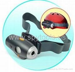 HC01 Action Sports Helmet Recordable Digital Video Camera