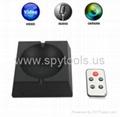 Ashtray Style DV Spy Camera with Remote