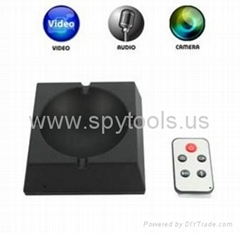 Ashtray Style DV Spy Cam