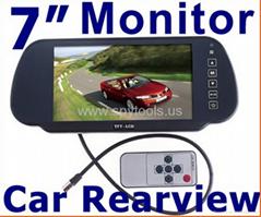 汽車后視監控攝像機