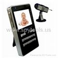 Handheld Wireless Audio Video Receiver