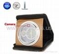 Travel Clock Style Spy Camera Digital