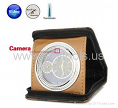 Travel Clock Style Spy C