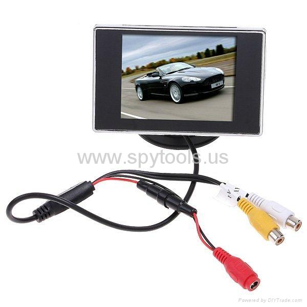 3 5 inch car color tft lcd monitor pal ntsc car reversing car ce002 kp china
