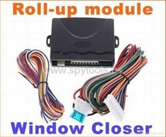 Car alarm security system Window closer Up Car Alarm module