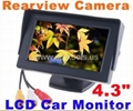 "4.3"" TFT LCD Car Reverse RearView Color"