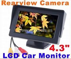 "4.3"" TFT LCD Car Reverse"